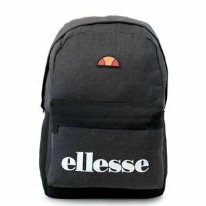 New Ellesse Logo Regent, Rolby Backpack Rucksack School Bag - Quick Dispatch