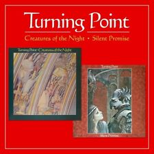 Turning Point-creatures of the Night/Silent Promise 2 CD nuevo