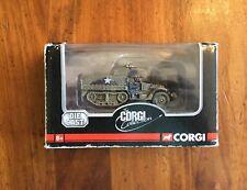 Corgi model M3 Half Track, Fighting Vehicles, 9th Armored Division, CS90912, box