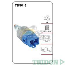 TRIDON STOP LIGHT SWITCH FOR Toyota Cressida 10/88-01/93 3.0L(7M-GE)  TBS018
