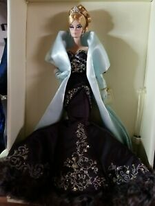 Gold label 2005 Stolen Magic Fashion model collection silkstone barbie doll