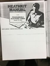 Heathkit TD-1089 manual- COPY