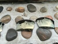 Copper Polarized Replacement Lenses for-Oakley Flak Jacket XLJ Sunglasses