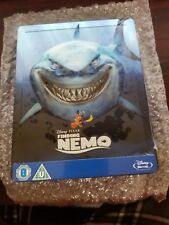 Finding Nemo Steelbook [Oop/New/Blu-ray] Original 2013 Zavvi Release