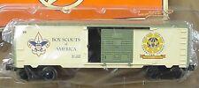 Lionel BOY SCOUTS OF AMERICA Anniversary O scale boxcar 6-26237