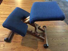 Stokke Norway Adjustable Varier Kneeling Chair Peter Opsvik Nice!
