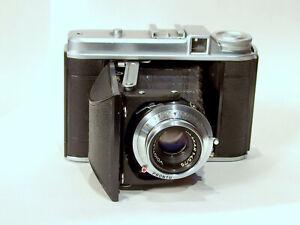 6x6 Mittelformat Klappkamera Sucher-Kamera Voigtländer Perkeo I finder camera