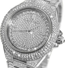 Michael Kors MK5869 Women's Camille Silver Stainless-Steel Quartz Watch