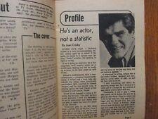 Feb 23-1975 Chicago Sun-times TV Magaz(DICK SCHAAL/THE BLACK DAHLIA/LUCIE ARNAZ)