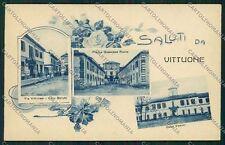 Milano Vittuone Saluti da cartolina QQ8733