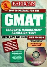 GMAT : How to Prepare for the Graduate Management Admission Test by Stephen Hil…