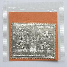 SENEGAL 1974 Sénégal - MNH ** Silver Stamp Air Mail - DAKAR Porte de l'Afrique