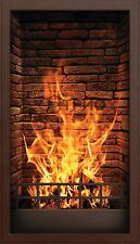 220V 110V Image fire place portable roll a heating panel comfortable heat