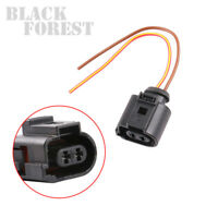2pin Wiper Washer Wiring Plug Connector 1J0 973 722 For VW Golf & GTI  Audi A6