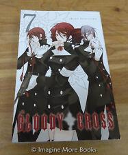 Bloody Cross: Vol 7 by Shiwo Komeyama ~ English Manga Paperback
