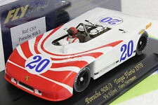 FLY C65 PORSCHE 908 /3 VIC ELFORD TARGA FLORIO 1970 NEW 1/32 SLOT CAR *RARE*
