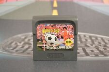 WORLD CUP SOCCER SEGA GAME GEAR COMBINED SHIPPING