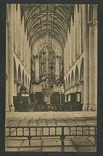Haarlem  Orgel - Groote Kerk