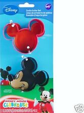 Disney Mickey Mouse Cookie Cutters 2pcs Cutter by Wilton Baking Supplies