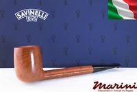 Smoking pipes pipe Savinelli 804 KS briar natural waxed wood made in Italy