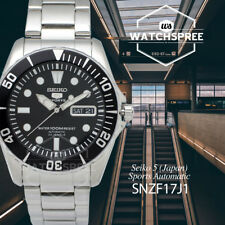 Seiko 5 (Japan) Sports Automatic Watch SNZF17J1 AU FAST & FREE
