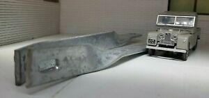 Land Rover Series 1 Wing Stay Brackets Galvanised SWB 86 88 1954-58 Set 303977