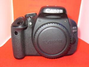 Canon EOS T3i  600D Digital Camera Body +New sealed 16GB card