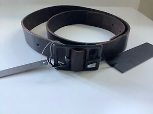 Carol Christian Poell Adjustable  Belt W 30-36 New with Tags
