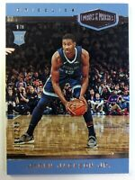 2018-19 Panini Chronicles Plates and Patches Jaren Jackson Jr. #373, #'d /249