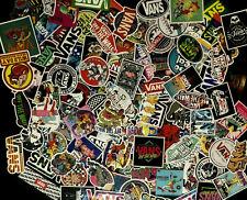 100 Vans Skateboard Stickers bomb Vinyl Laptop Luggage Decals Sticker Lot Van