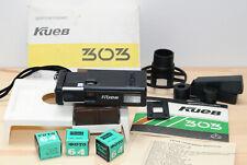 KIEV 303 Film Camera Mini Spy 30 30m Subminiature with SVEMA FILM NEW NOS