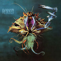Ween -The Mollusk LP REISSUE NEW / GREEN MARBLED VINYL PLAIN RECORDINGS