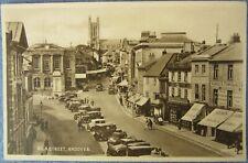 Postcard : Andover - High Street Unposted VGC