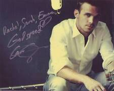 CAM GIGANDET Autographed Signed Photograph - To Rachel, Sarah & Emma