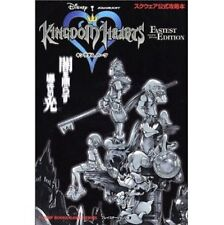 Kingdom Hearts FASTEST EDITION Square Official Strategy Guide Book / PS2