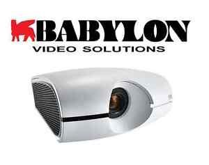 OPEN BOX! Barco PHWX-81B DLP Projector WXGA HD WIDESCREEN, 7300 lumens!!