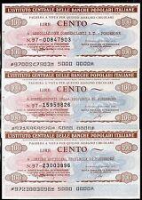 ISTITUTO CENTRALE BANCHE POPOLARI 1976/1977 BANCA POPOLARE PORDENONE 3 DIVERSI