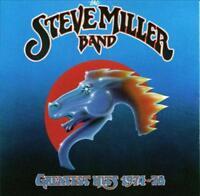 STEVE MILLER (GUITAR)/STEVE MILLER BAND (GUITAR) - GREATEST HITS 1974-78 NEW CD