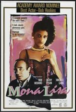 MONA LISA  Original Movie Poster One Sheet ROLLED 1986 Bob Hoskins