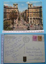 Palermo Piazza Giulio cesare e Via Roma -  -  formato grande ANIMTA - 60096