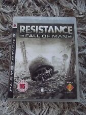 PS3 GAME - RESISTANCE FALL OF MAN