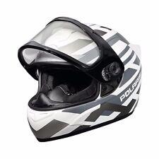Polaris AF 3.0 Snowmobile Helmet Color: Gloss White Size: 2XL 286612512
