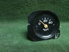 1975 - 1980 Chevrolet GMC 1/2 ton pickup oil pressure gauge    Used OEM