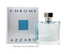 CHROME for Men by Azzaro - Eau De Toilette Spray - 1.7 fl oz - NIB
