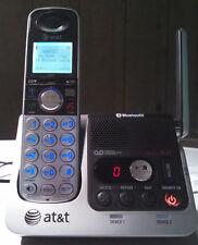 ATT  DECT 6.0 cordless phone digital answering system BLUETOOTH®  2 Handsets
