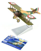 """Corgi Spad XIII - Italy's """"Aces Of Aces"""" 1:48 Die-Cast Airplane AA37907"""