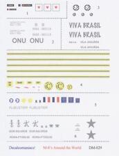1/35, Decalcomaniacs, M-8's Around the World Tamiya, Italeri