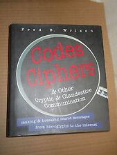 Code Ciphers & Other Cryptic & Clandestine Communication by Fred B. Wrixon (1998