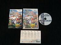 Super Smash Bros. Brawl - Nintendo Wii Pokemon Mario Zelda Etc (ste)