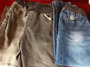 3pr Boys Jeans, 12-13 Years